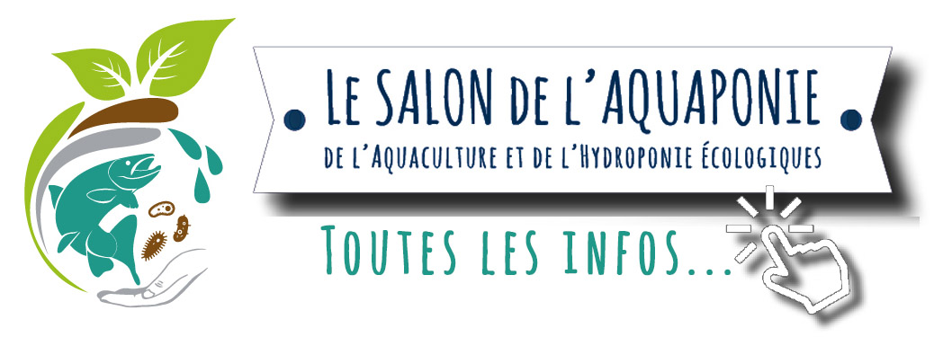 Salon Aquaponie Echologia Aquaponia accueil